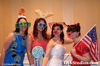 Silly Booth / Photo Booth by Elyk Studios Photography.