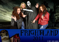Souvenir Photography at Frightland by Elyk Studios Photography